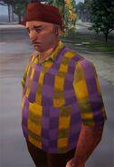 Mike Forelli GTA 3 III Marcos Bistro Irmaos forelli Imagem GTA Print Screen