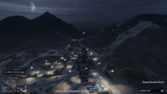 Vehicle Import Heist Crew GTAO Buzzard Chase