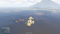 Vehicle Import Heist Crew GTAO Zancudo