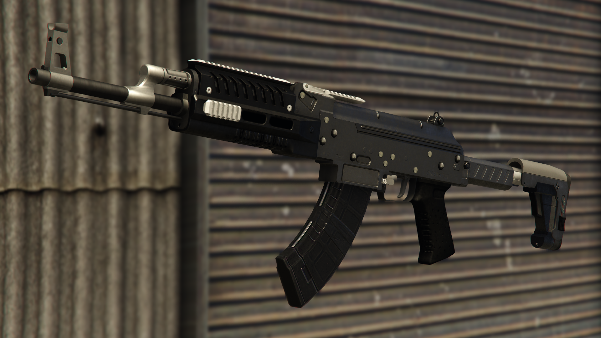 Letna weapons онлайн