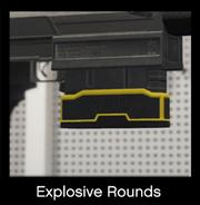 Explosive Rounds