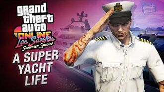GTA Online - A Superyacht Life Mission Strand -All Missions-