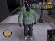 Rockstar cap - GTA III