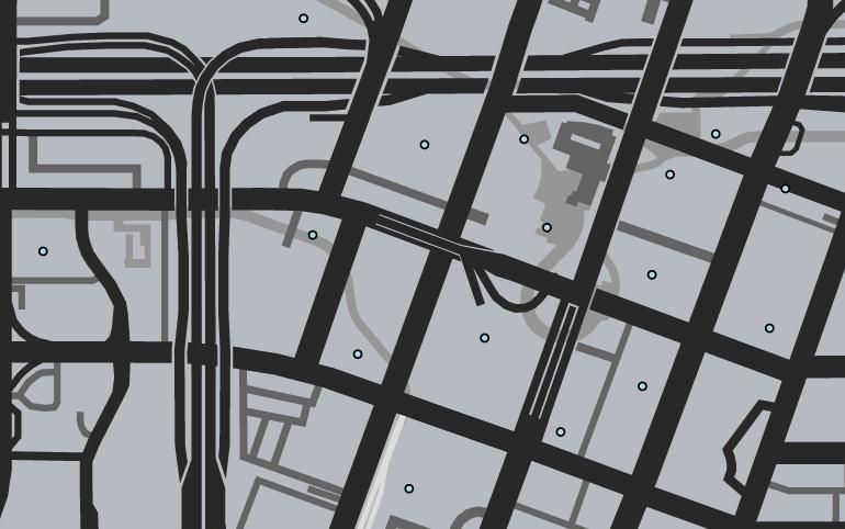 Vulture Capital Deathmatch GTAO Map