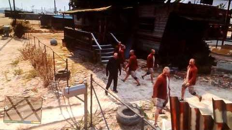 Glitches in GTA V