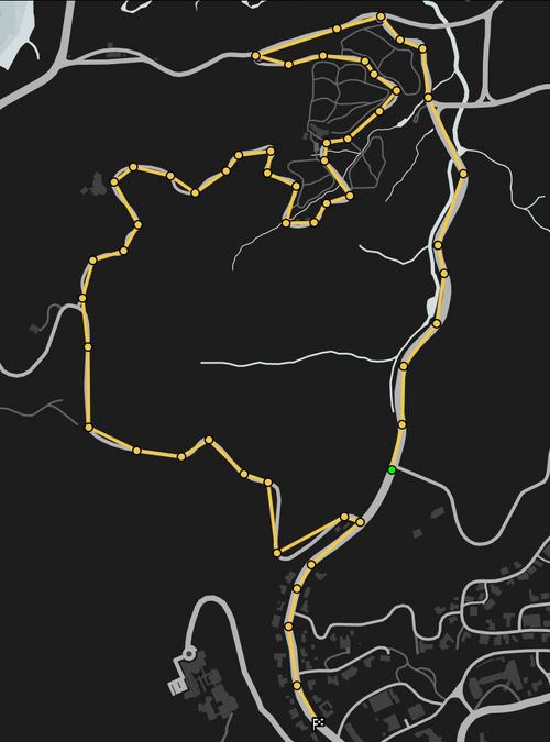 ScenicRoute-GTAO-Map