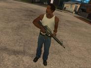 CarlJohnson GTASA Carbine