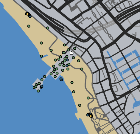 GTAO-Pier Shaped Map
