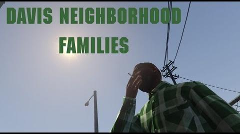 GTA 5 PC Editor- The Families- DNF- Davis Neighborhood Families