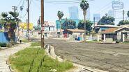 GTA Online Time Trial - Grove Street Under Par Time