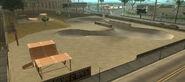 Skate Park w Glen Park (SA)