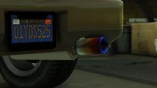 BlistaCompact-GTAV-RaceExhaust