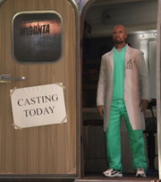Director Mode Actors GTAVpc Professionals M Doctor