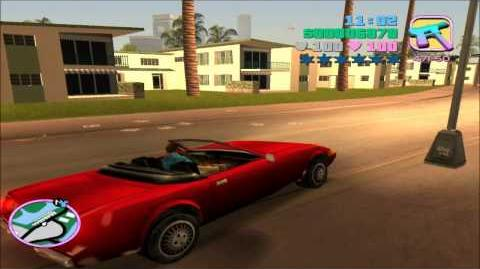 "GTA Vice City Walkthrough HD - Mission 11 "" Four Iron """