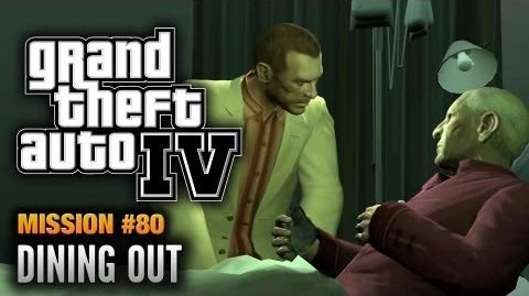 GTA 4 - Mission 80 - Dining Out (1080p)