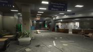Pillbox Hill Medical Center Destroyed Lobby GTAV