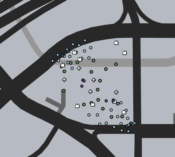 GTAO-Little Seoul Park Map