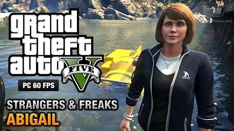 GTA 5 PC - Abigail Submarine Pieces Location Guide Strangers and Freaks