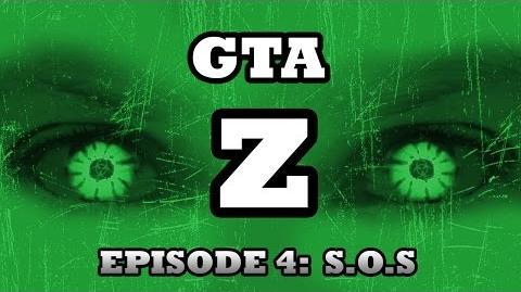 GTA Z - Zombie Apocalypse Ep.4 - S.O.S