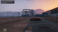 Vehicle Import Detective GTAO Pleasure Pier