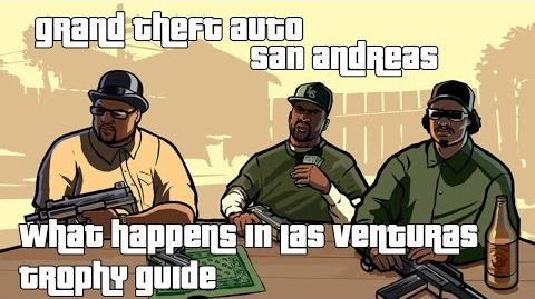 Grand Theft Auto San Andreas (PS3 PS4) - What Happens in Las Venturas..