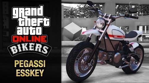 GTA Online- Biker Update - Pegassi Esskey