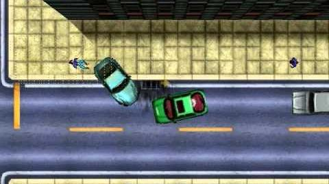 Grand Theft Auto 1 PC Liberty City Chapter 1 - Other Vehicle Mission 4
