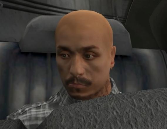 Packies Accomplice GTA Wiki FANDOM Powered By Wikia - Bald hairstyle gta 5