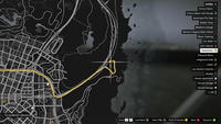 Vehicle Import Heist Crew GTAO NOOSE Cargobob Map
