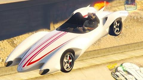 GTA Online After Hours - Declasse Scramjet