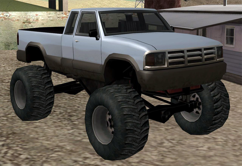 Monster Truck Gta Wiki Fandom Powered By Wikia