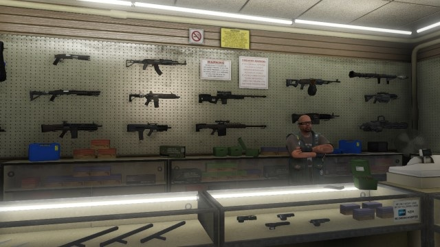 Weapons in Grand Theft Auto V and Online | GTA Wiki | FANDOM