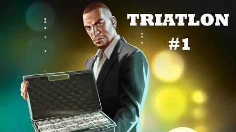 GTA IV EFLC TBoGT - Triathlon 1