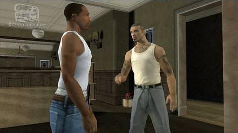 GTA San Andreas - Walkthrough - Mission 99 - Los Desperados (HD)