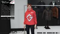 CasinoStore-GTAO-FemaleTops-Hoodies29-RedGüffyWaterproof