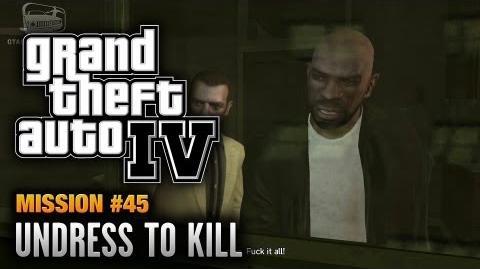 GTA 4 - Mission 45 - Undress to Kill (1080p)