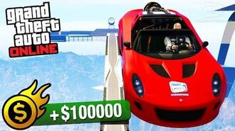 GTA Online Premium Race - Zebra II