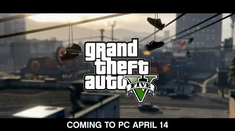 Grand Theft Auto V - 60 Frames-Per-Second PC Trailer