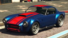 Mamba-GTAO-front-RedStripesLivery