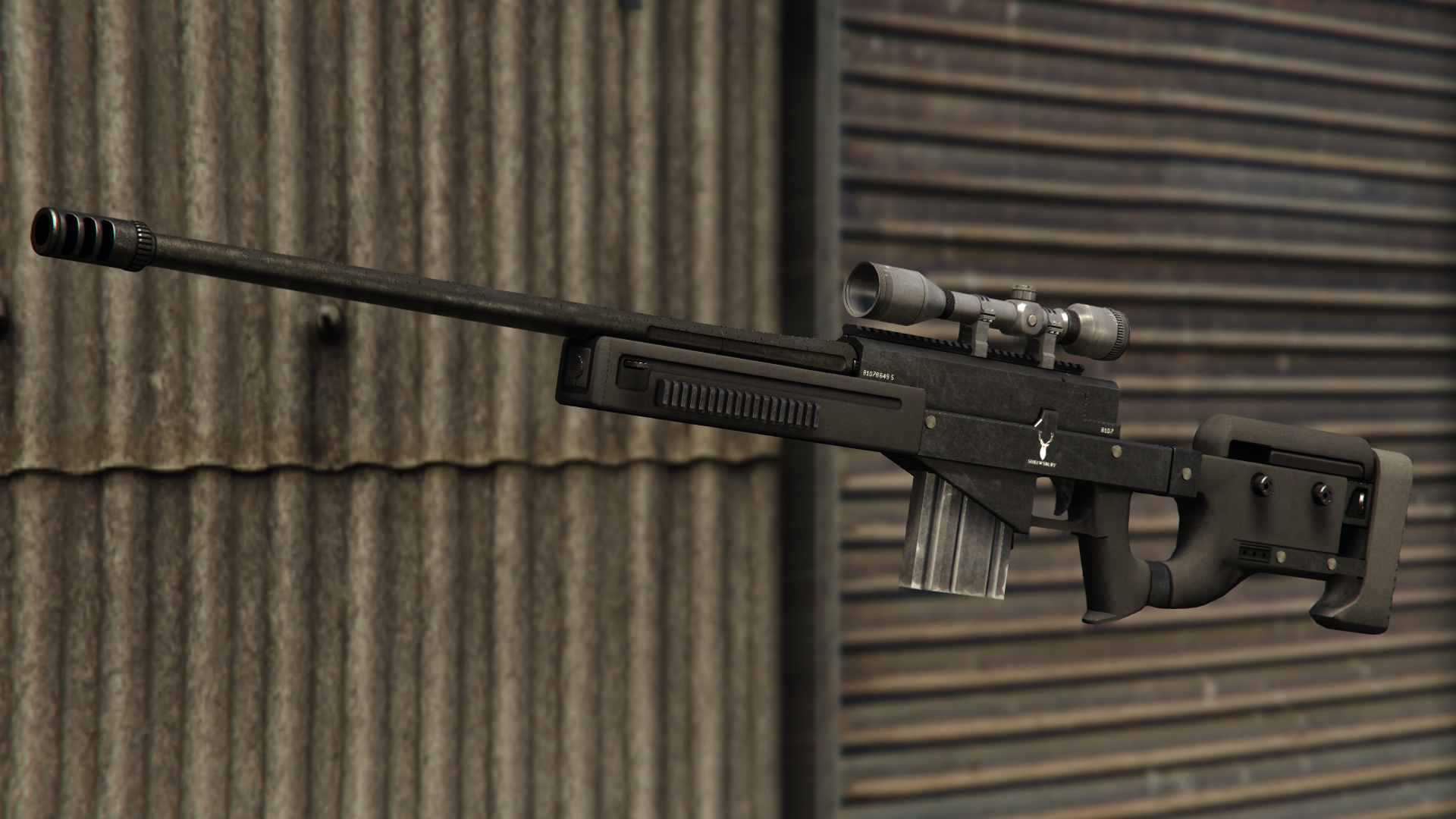 Sniper Rifle | GTA Wiki | FANDOM powered by Wikia