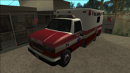 AngelPineMedicalCenter-GTASA-Ambulance