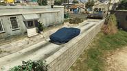 GroveStreetSurvival-GTAO-CoveredCarCover