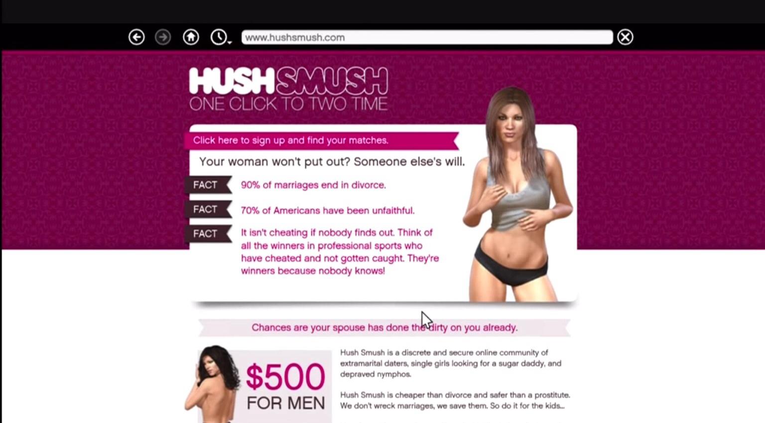 Gta 5 internetseiten dating websites
