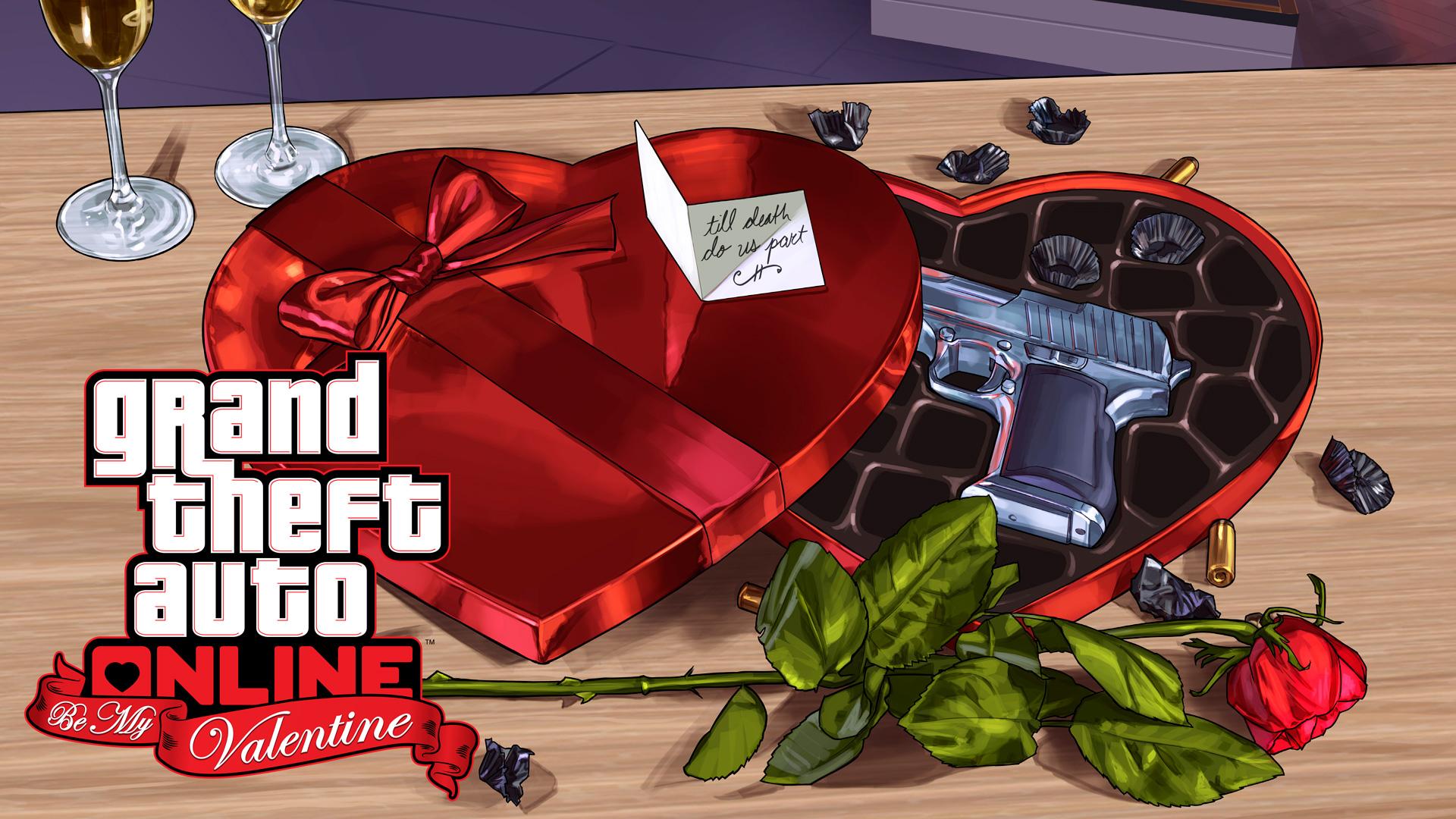 Be My Valentine | GTA Wiki | FANDOM powered by Wikia