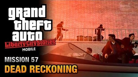 GTA Liberty City Stories Mobile - Mission 57 - Dead Reckoning