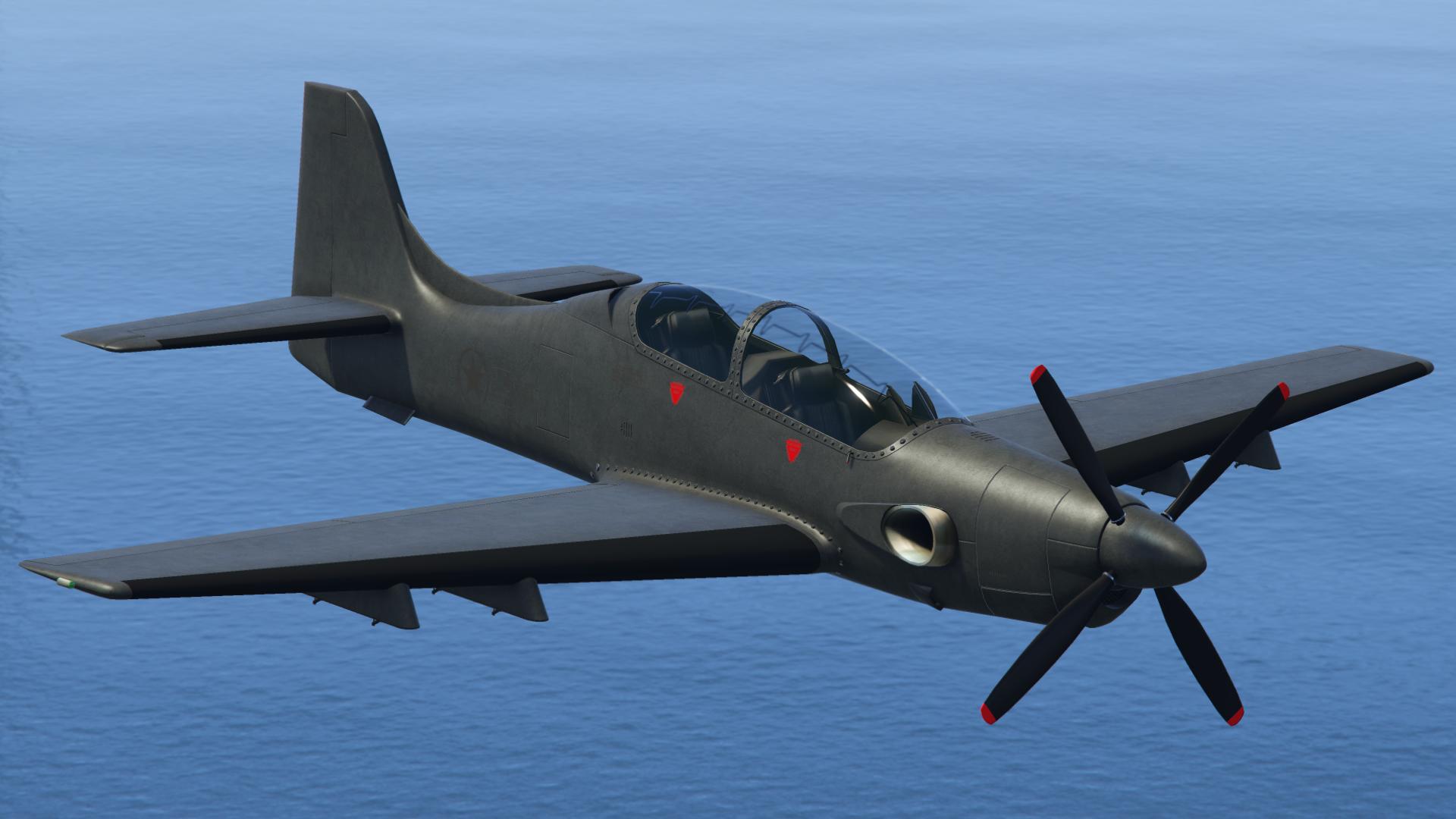 gta v plane customization list