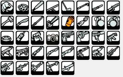 Weapons In Grand Theft Auto Vice City Stories Gta Wiki Fandom