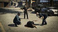 LSPD Crime Scene-GTAV