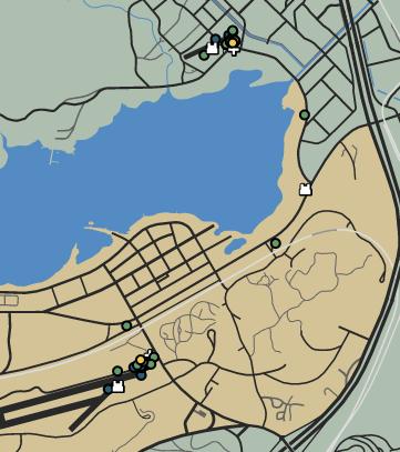 Strip Tease Raid GTAO Map