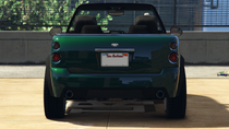 IssiTopless-GTAV-Rear